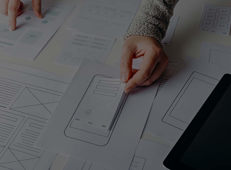 Web制作サービス 背景画像