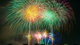 ドバイの年越し花火は、全てにおいてすごかった!撮影の裏側をご紹介!