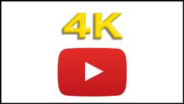 4K映像がYouTubeでも見れる!
