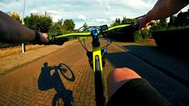 GoPro活用法!ちょっとした日常をオシャレな動画でシェアしよう!! 【自転車篇】
