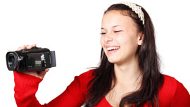 スマホでは抑えきれない子ども達の動きも記録できるビデオカメラのレビューYouTube動画4選